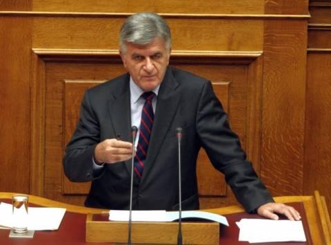 Φ. Πετσάλνικος: Ο ελληνικός λαός δεν χρειάζεται τιμωρία