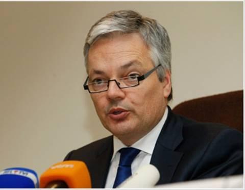 Ανακλήθηκε ο Βέλγος πρέσβης στη Συρία