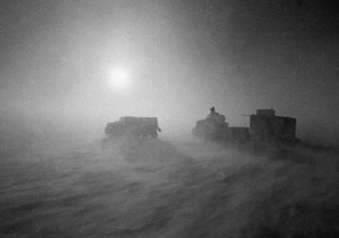 «Φρούριο του Χίτλερ» στη λίμνη Βοστόκ