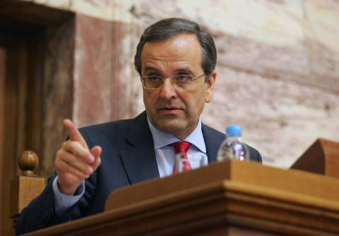 Α. Σαμαράς: Σήμερα οι Έλληνες είναι πιο φτωχοί και σε απόγνωση