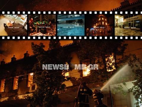 Καρέ - καρέ: Παραδομένη επί ώρες στο χάος η Αθήνα