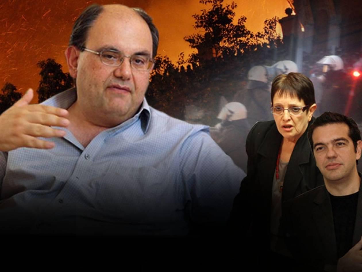 Δ. Καζάκης: «Η Αστυνομία να συλλάβει τον πρωθυπουργό»!