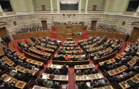 Η χθεσινή ψηφοφορία σε εικόνες