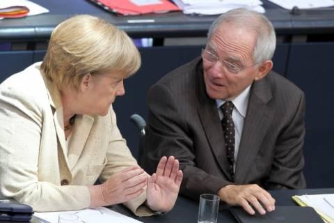 Η Ελλάδα «αγκάθι» στις σχέσεις Μέρκελ-Σόιμπλε