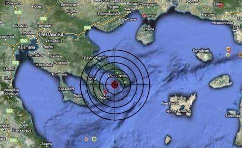 Σεισμός 5,4 Ρίχτερ στο Άγιον Όρος