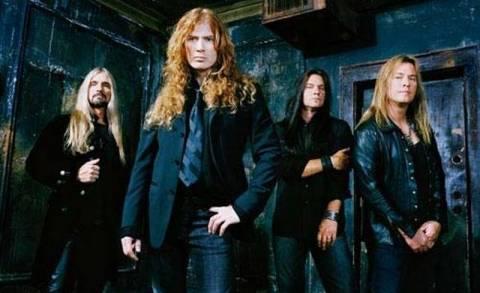 Οι Megadeth live στην Ιερά Οδό!