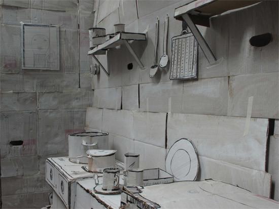 Σπίτι από…χαρτόνι