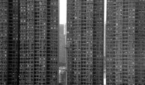 Συγκροτήματα κατοικιών στην Κίνα
