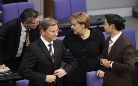 Γερμανία: «Δεν εγκαταλείπουμε την Ελλάδα»