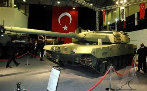Τουρκικό άρμα μάχης τρίτης γενιάς μέχρι το τέλος του 2012