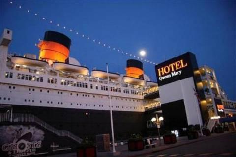 Το στοιχειωμένο πλοίο «Queen Mary»