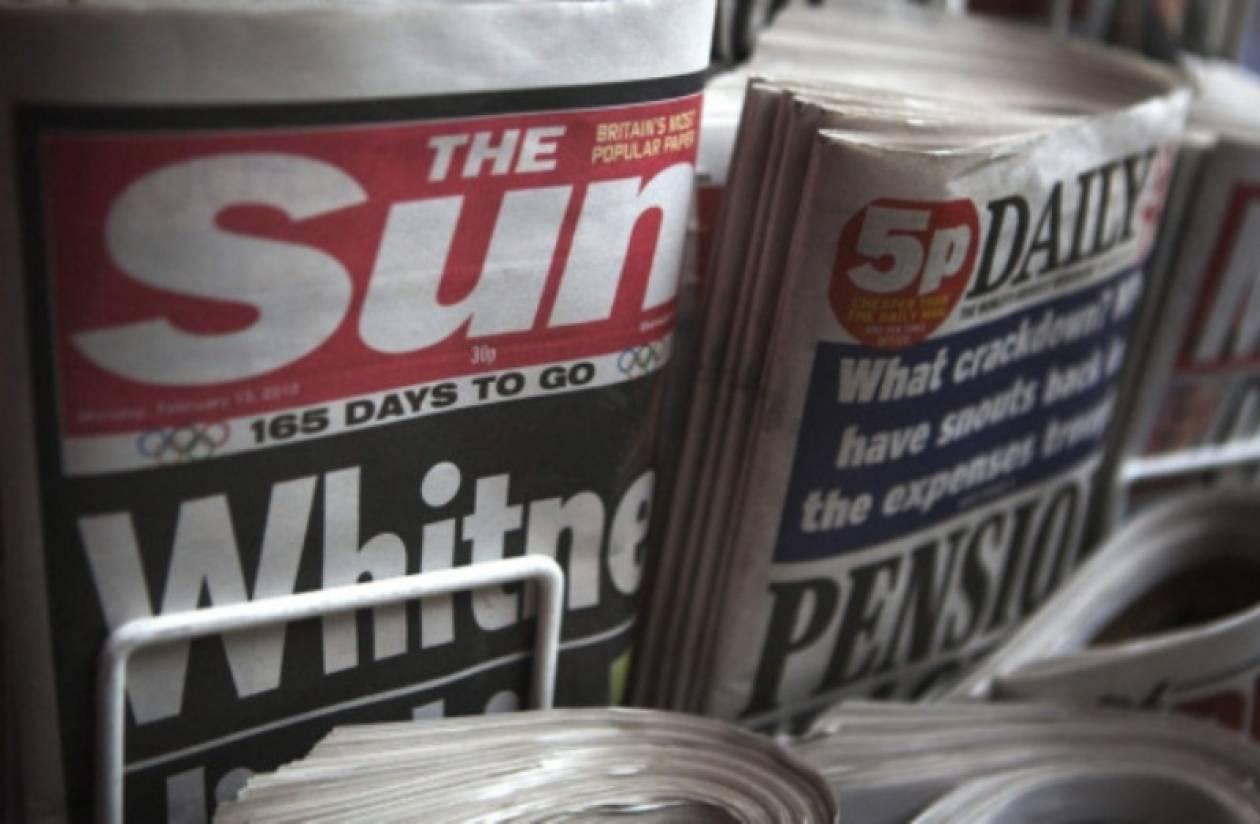 Στη Βρετανία ο Μέρντοκ για το σκάνδαλο της «Sun»