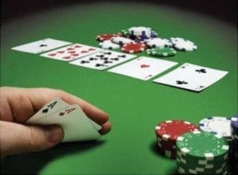 Είκοσι πέντε συλλήψεις για πόκερ