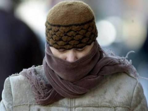 Βελτιωμένος καιρός αλλά τσουχτερό κρύο...