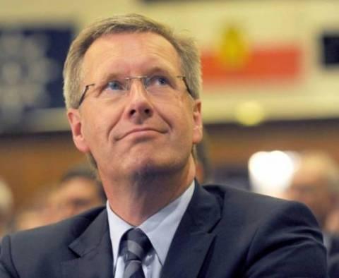 Την παραίτηση του ανακοινώνει ο πρόεδρος της Γερμανίας