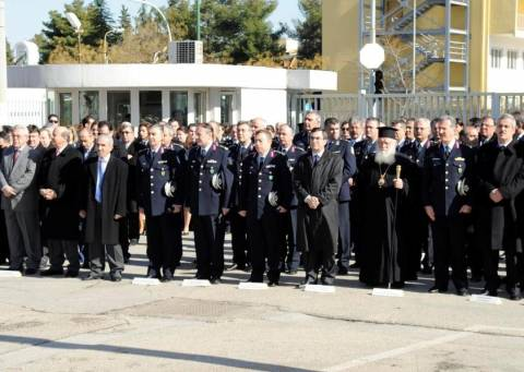 Τελετή επιμνημόσυνης δέησης υπέρ πεσόντων αστυνομικών