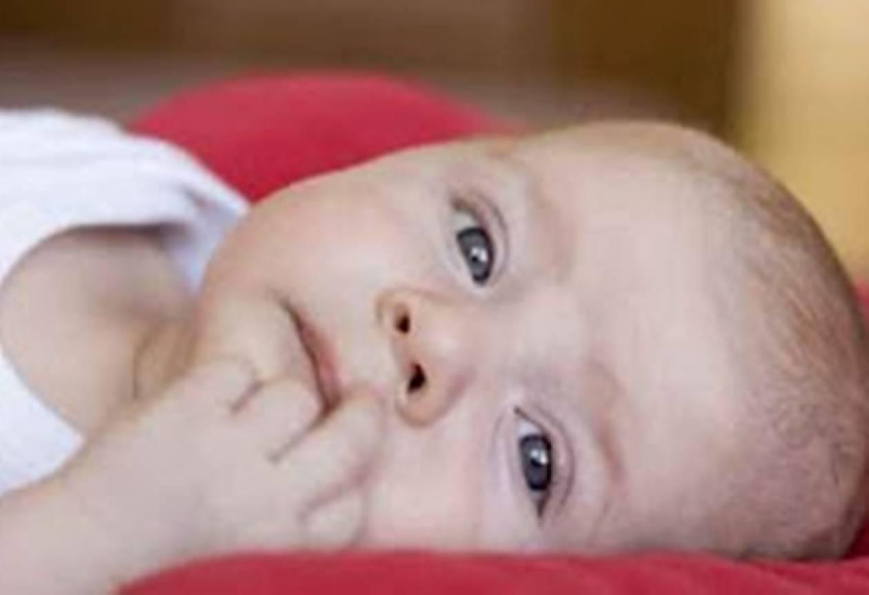 Στο Λονδίνο για μεταμόσχευση λεπτού εντέρου το 4 μηνών βρέφος