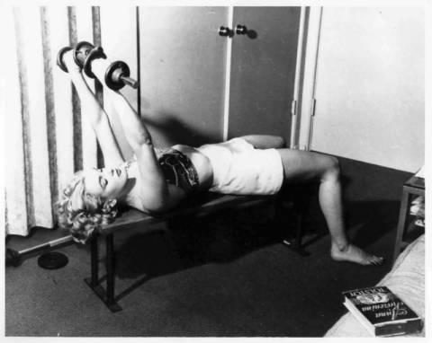 Το καλύτερο σώμα: πρώτη η Μέριλιν Μονρόε