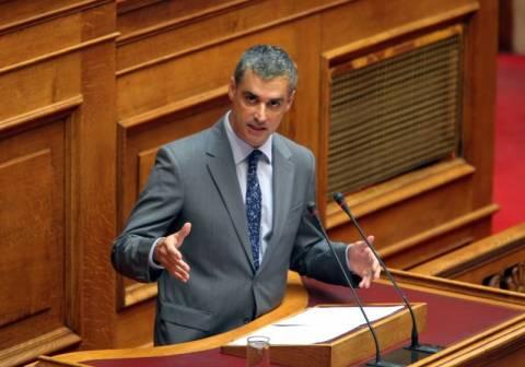 Α. Σπηλιωτόπουλος: Δεν ξέρω αν η συνταγή λύνει το πρόβλημα