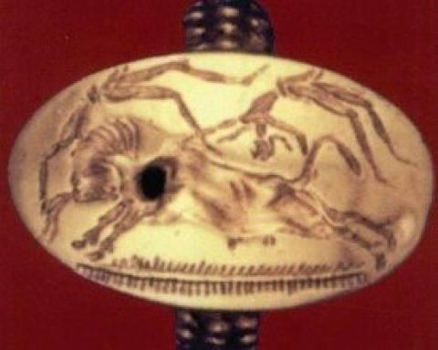 Το πολύτιμο χρυσό δαχτυλίδι-σφραγίδα που άρπαξαν οι δράστες