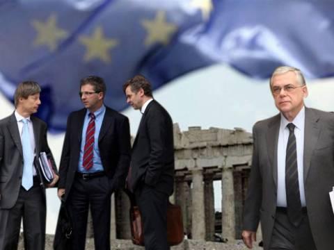 Τι απαιτεί η τρόικα για να εγκριθεί η νέα δανειακή σύμβαση και το PSI