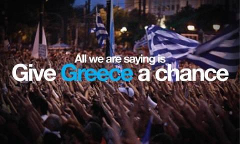 Η Yahoo στηρίζει την Ελλάδα