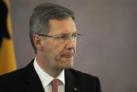 Οι Γερμανοί επιθυμούν να μην πάρει προεδρική σύνταξη o Βουλφ