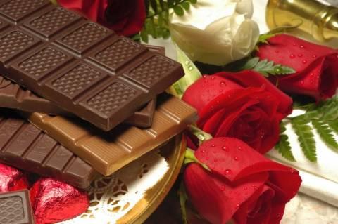 Η σοκολάτα εκπέμπει SOS