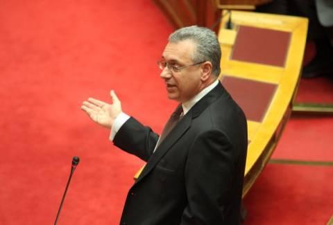 Κ. Μαρκόπουλος: «Δεν είμαι απόγονος, ούτε ζω με χορηγίες»