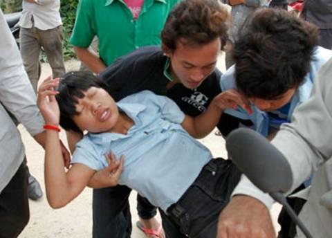 Πυροβολισμοί κατά απεργών σε εργοστάσιο της Puma