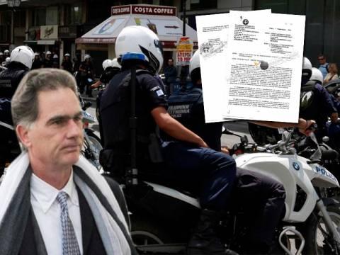 Πρόκληση: Η εγκληματικότητα οργιάζει και η ΕΛ.ΑΣ φυλά τον Ν.Παπανδρέου