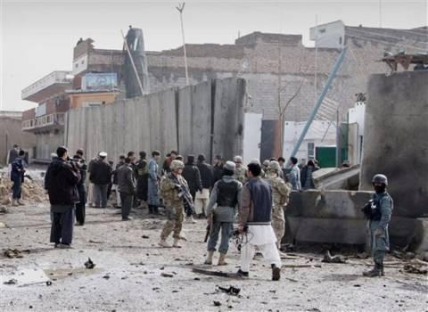 Επίθεση Αφγανών σε Αλβανούς στρατιώτες