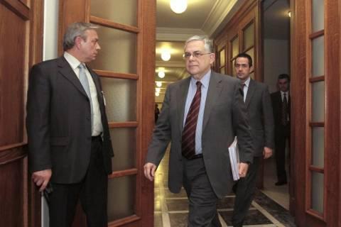 Λ. Παπαδήμος: Μεγάλο βήμα η συμφωνία στο Eurogroup