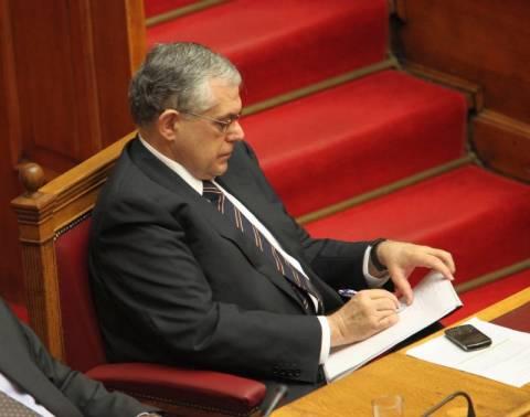 Την Πέμπτη η ψήφιση του PSI στην Βουλή