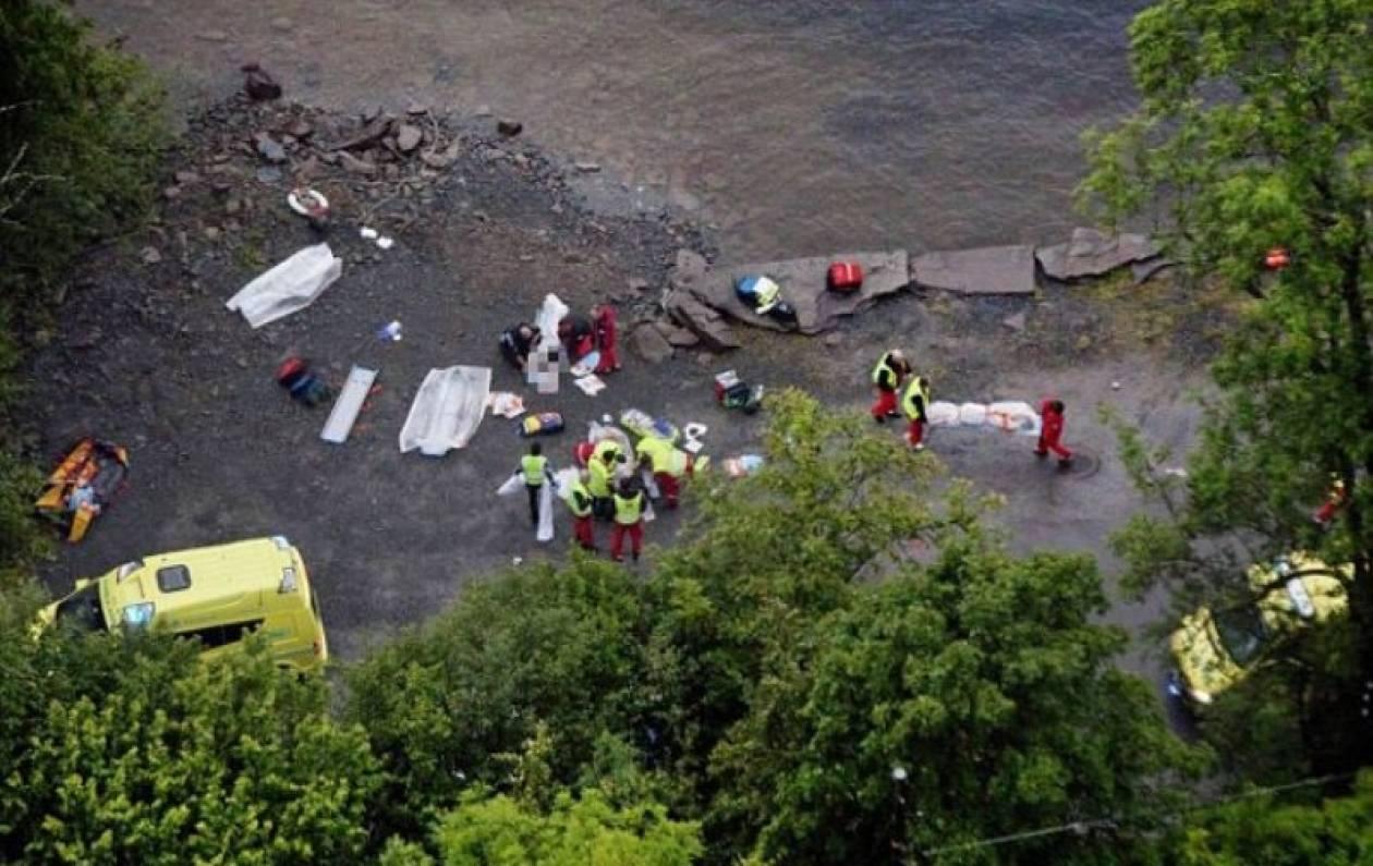 Δεν θα διοργανωθεί η κατασκήνωση στο νησί Ουτόγια