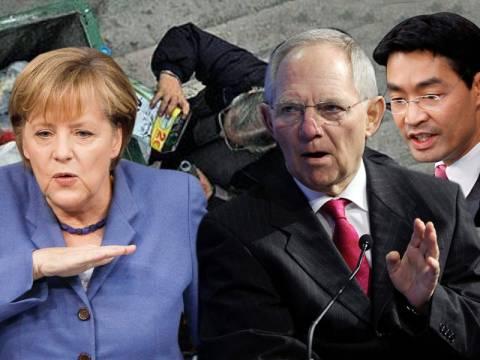 Μέρκελ: «Στην Ελλάδα πληρώνουν αυτοί που δεν έχουν»! (βίντεο)