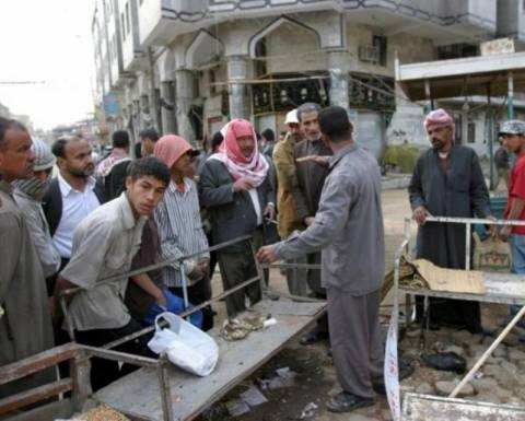 Μακελειό με 7 νεκρούς και 24 τραυματίες στη Βαγδάτη