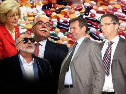 «Στις δικές τους χώρες να τα πουλήσουν αυτά τα φάρμακα οι τροϊκανοί»!