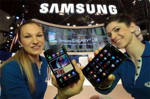 Συνεχίζει να σπάει ρεκόρ το Samsung Galaxy S II