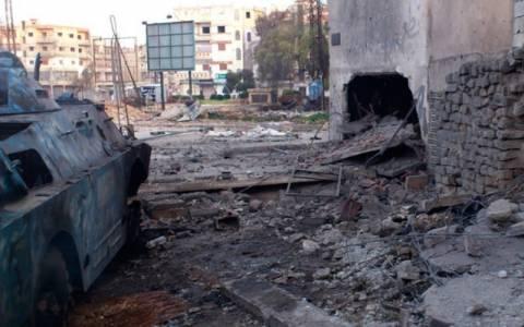 Συρία: Συνεχίζεται η αιματοχυσία στη Χομς