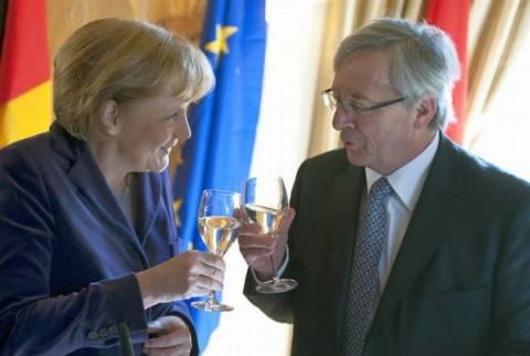 Μέρκελ: Όχι σε χρεοκοπία και έξοδο της Ελλάδας από το ευρώ