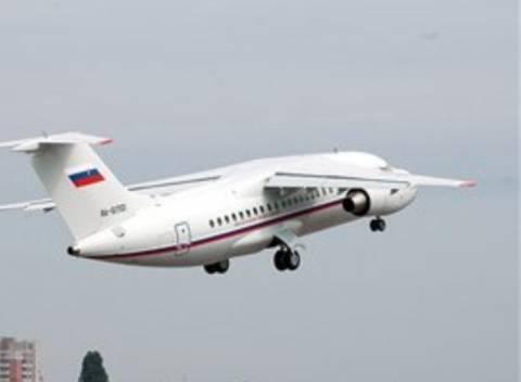 Επιτυχής η αναγκαστική προσγείωση  ρωσικού αεροσκάφους