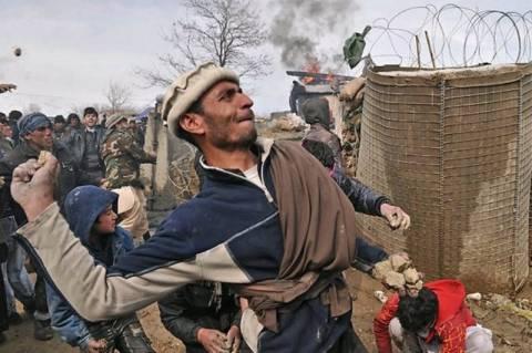 Συνεχίζονται οι αντιαμερικανικές διαδηλώσεις στο Αφγανιστάν