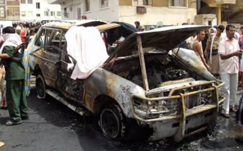 Υεμένη: Επίθεση αυτοκτονίας στο προεδρικό μέγαρο