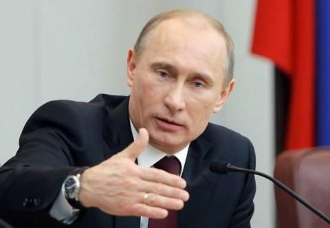 Ο Πούτιν προειδοποιεί τη Δύση να μην παρέμβει στις Αραβικές χώρες