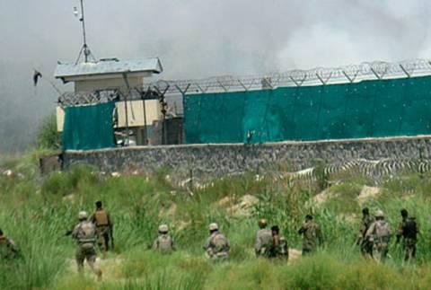 Οι Ταλιμπάν πίσω από την επίθεση σε αεροδρόμιο του Αφγανιστάν