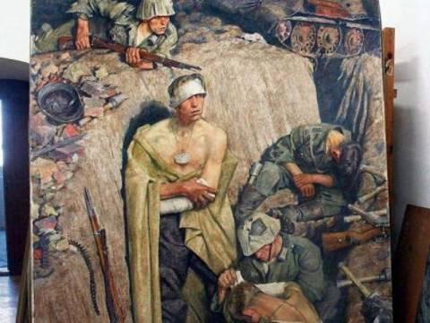 Βρέθηκε ο αγαπημένος πίνακας του Χίτλερ