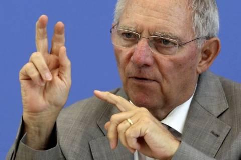 Ο Σόιμπλε ανοίγει την πόρτα εξόδου από το ευρώ