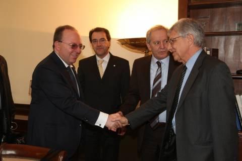 Γιαννίτσης: «Η Ευρώπη δίνει μία ευκαιρία με τους Ιταλούς δημάρχους»