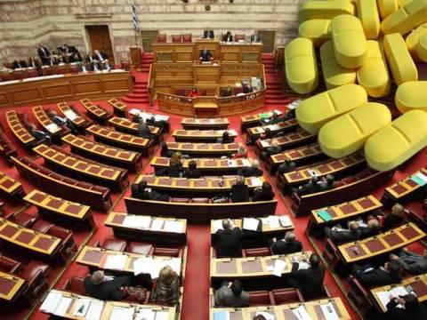213 βουλευτές είπαν «ναι» στα φάρμακα-δολοφόνους!